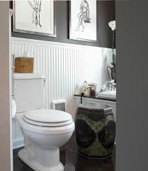 dark beadboard bathroom traditional with wood trim white wood dark