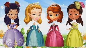 learn colors sofia princess sofia princess amber