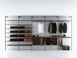 Schlafzimmer Begehbarer Kleiderschrank Moderner Begehbarer Kleiderschrank Holz Nach Maß High End