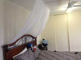 diy bed canopy so easy the antics of a bored broke and image