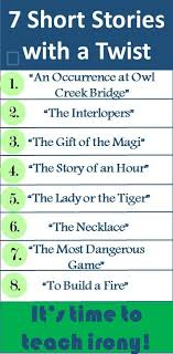 unit 6 resources themes in american stories 47 best teaching short stories images on pinterest high school