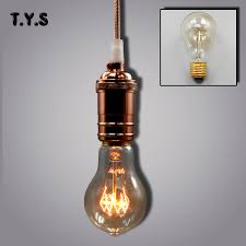 Light Bulb Ceiling Light Light Bulb For Wedding Vintage L Carbon Filament Bulb