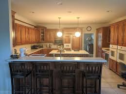 stain colors for oak kitchen cabinets how to update a kitchen with wood cabinets without painting