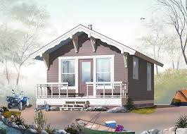 Vacation Cottage House Plans by Small Home Plans Home Design Dd 1902
