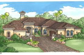 luxury mediterranean house plans 4 luxury mediterranean house floor plans house plan 107 1189 7