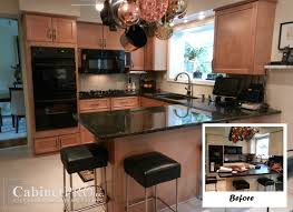 Kitchen Cabinet Gallery Cabinet Refacing Gallery Cabinets Kitchen And Bathroom Design