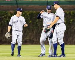 What S Next For Aaron Hicks As Aaron - how yankees judge hicks and gardner are best outfield in mlb