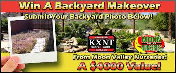 Backyard Contest Makeover by Contest Kxnt Backyard Makeover Cbs Las Vegas