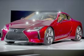 images of lexus lc 500 lexus unveils high powered lc 500 sports coupe chicago tribune