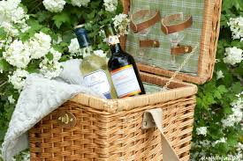 Wine Picnic Baskets Planning The Perfect Picnic A Cup Full Of Sass