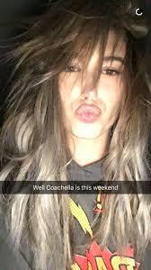 gray hair popular now hailey baldwin debuts new gray hair color for coachella glamour