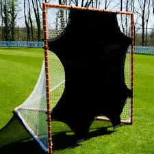 lacrosse goal target sheet lacrosse equipment net world sports