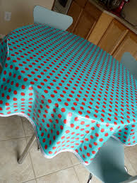 Tissus Pour Nappe Passion4creations Home Decor Comment Faire Une Nappe Pour Table