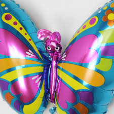 Butterfly Balloons Party Toys Picture More Detailed Picture About 20pcs Lot 74cm