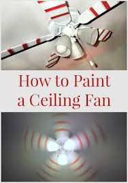 Ceiling Fan Kids Room by How To Paint A Ceiling Fan Miss Information