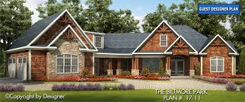 mountain cottage plans biltmore park house plans by garrell associates inc
