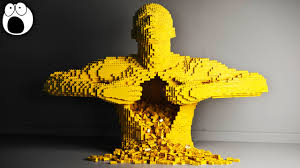 35 Best Sculptures Images On Top 20 Most Amazing Lego Sculptures Ever Made Youtube