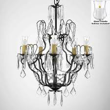 Outdoor Votive Candle Chandelier by Chandelier Chandeliers Crystal Chandelier Crystal Chandeliers
