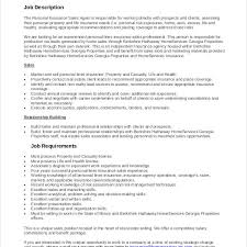 sports agent job description amazing insurance agent job description gallery resume samples