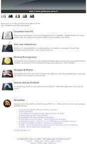 site perso version 5 paloo blog