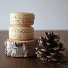 eggnog macarons liv for cake