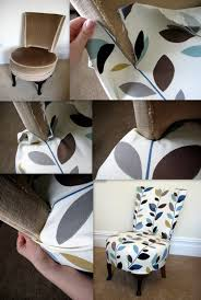 how to cover a chair chair transformation make my day creative