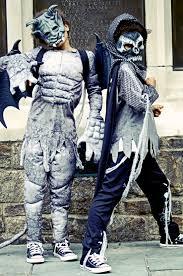 Gargoyle Costume Haunted Eve S Halloween Blog Mask Enhancements Horror Scary