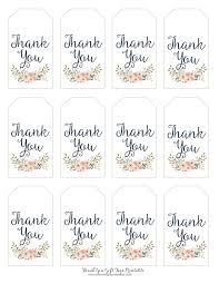 best 25 thank you tags ideas on pinterest gift tags diy