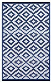 Navy And White Outdoor Rug Blue And White Indoor Outdoor Rug Green Decore