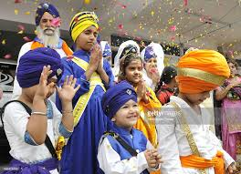 baisakhi celebrations in india photos and images getty images