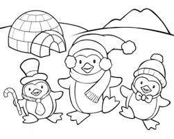 Penguin Coloring Pages Cute Penguin Coloring Sheet by Penguin Coloring Pages