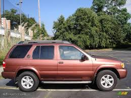 pathfinder nissan 2003 2003 burnt copper metallic nissan pathfinder se 4x4 18234110