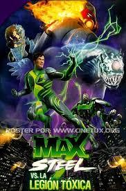 Max Steel Vs Legion Toxica