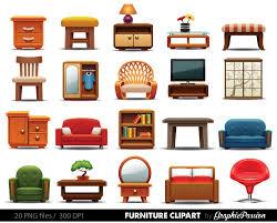 home furniture items furniture clipart clipart furniture home decor clipart home