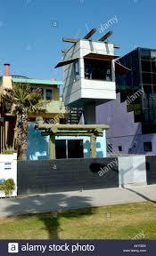 modern house california los angeles usa us venice beach california north america modern