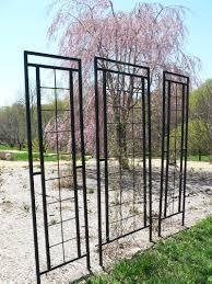 incredible design iron garden trellis modern decoration iron