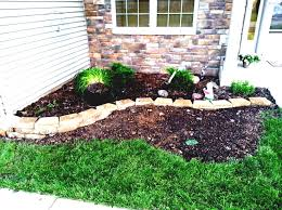 front yard landscaping ideas around house ranch the garden