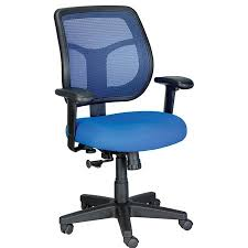Height Adjustable Chair Eurotech Apollo Task Chair New New And Used Office Furniture