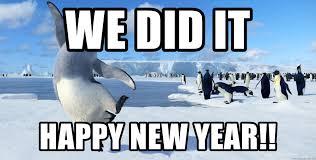 Happy Feet Meme - we did it happy new year happy feet 2 meme generator