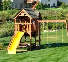Backyard Swing Set Ideas Backyard Playground Playground For Backyard Swing Sets