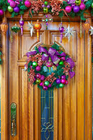 front door decoration ideas lovetoknow