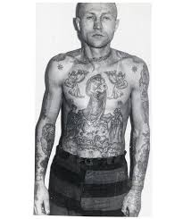 decoding prison tattoos the yorker
