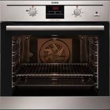 kitchen appliances direct aeg be300362km competence electric built in oven with steambake