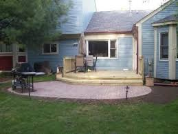 Backyard Deck And Patio Ideas by 44 Best Deck Or Patio Ideas Images On Pinterest Patio Ideas