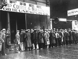 soup kitchens island a line of wait outside a soup kitchen opened during the