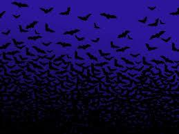 halloween polka dot background halloween backgrounds bats clipartsgram com