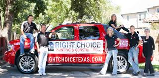 Truck Paint Estimate by Right Choice Painting Construction Dfw Dallas Coppell