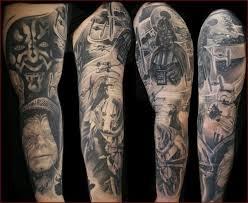sick tattoos on star wars tattoo war tattoo and star sleeve tattoo