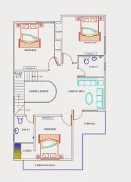 triplex house plan in 33 50 sq ft ghar planner