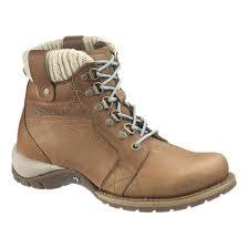 womens caterpillar boots uk cat clarity womens casual boot cashew uttings co uk